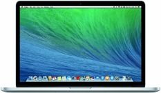 Apple MacBook Pro 15 inch ME665 Retina Display Ivy Bridge - Silver