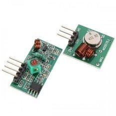 Arduino 433MHZ RF Module Hybrid