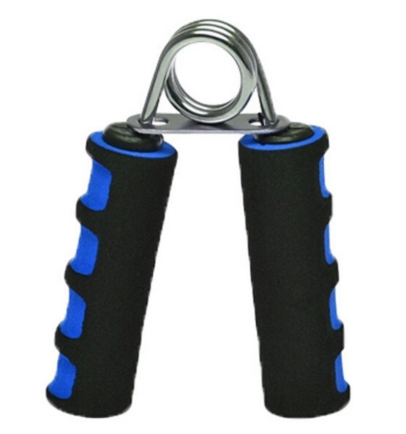 Arm Hand Gripping Exerciser Strength Wrist Muscle Builder Training Tool Blue Intl .