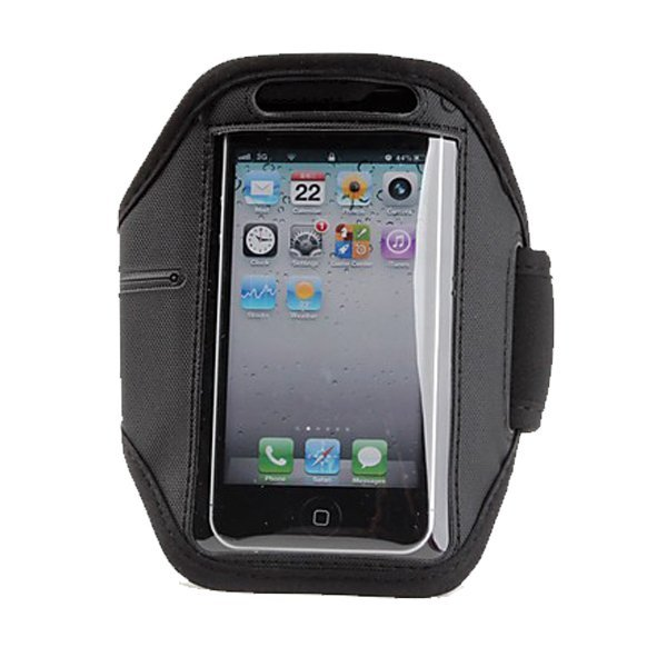 Armband Case 46cm for iPhone 4/4s - Hitam