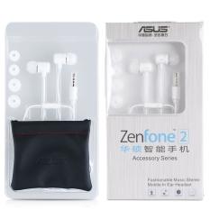 Asus Handsfree ZenEar Untuk Asus Jack 3.5mm - Putih