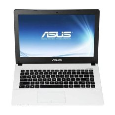 "Asus Notebook X455LA-WX405D - 14"" - RAM 2GB - Intel Core i3 4005U - Putih"