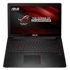 "Asus ROG G501JX - 15.6"" - Intel Core i7-4720HQ - nVidia GTX960M - 8GB RAM - Full HD - Windows 10 - Hitam"