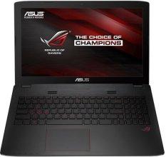 """Asus ROG GL552V - i7 6700HQ - RAM 8GB DDR4 - 1TB HDD+128GB SSD - GTX960M - 15.6""""FHD - Hitam"""