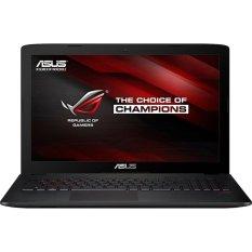 """ASUS ROG GL552VX-DM044T - RAM 4GB - Intel Core i7-6700HQ - GTX950-2GB - 15.6""""FHD - Windows 10 - Hitam"""