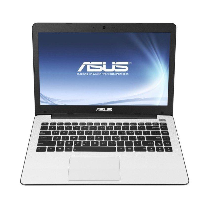 """Asus X453MA-VX217D - 14"""" - Intel N2840 - 2GB - Putih"""