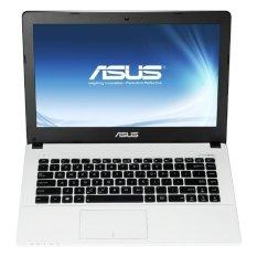 """Asus X453SA-WX002D - 14"""" - Intel N3050 - RAM 2GB - 500GB - DOS - Putih"""