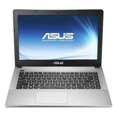 "Asus X455LA-WX401D - 2GB RAM - Ci3-4005U - 14"" - Hitam"