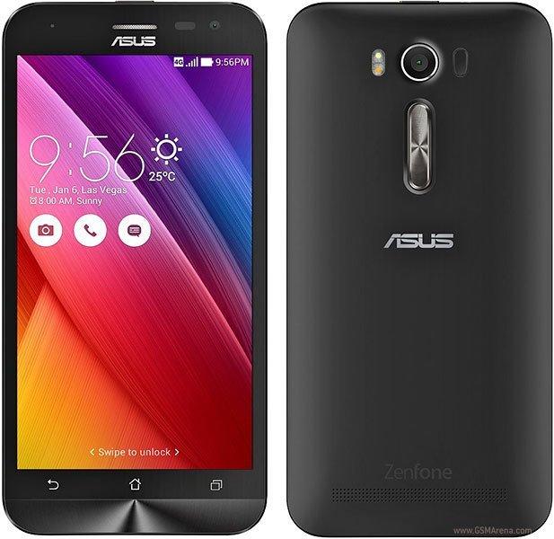 Asus Zenfone 2 Laser 16GB - Hitam