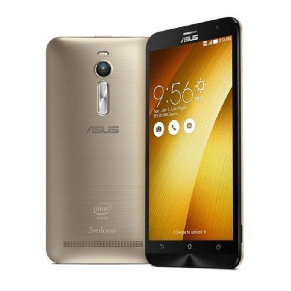 Asus Zenfone 2 Laser 3G - 16GB - Emas