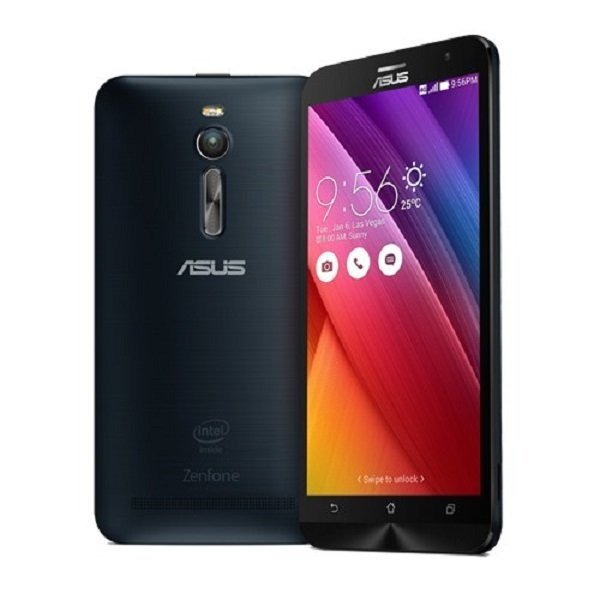 Asus Zenfone 2 Laser 3G - 16GB - Hitam + Bonus Tempered Glass