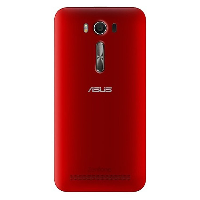 Asus Zenfone 2 Laser ZE500KG 3G - 16GB - Merah + Bonus Tempered Glass