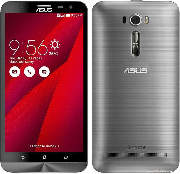 Asus Zenfone 2 Laser ZE601KL - 32GB - Silver