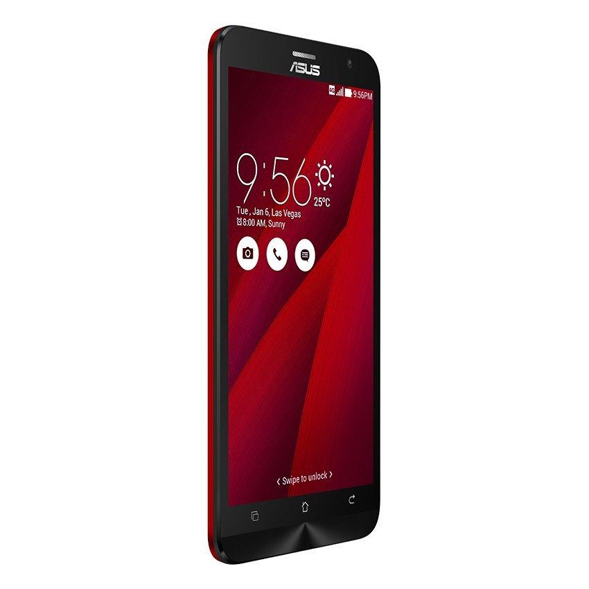 Asus Zenfone 2 ZE550ML - 16 GB - Merah