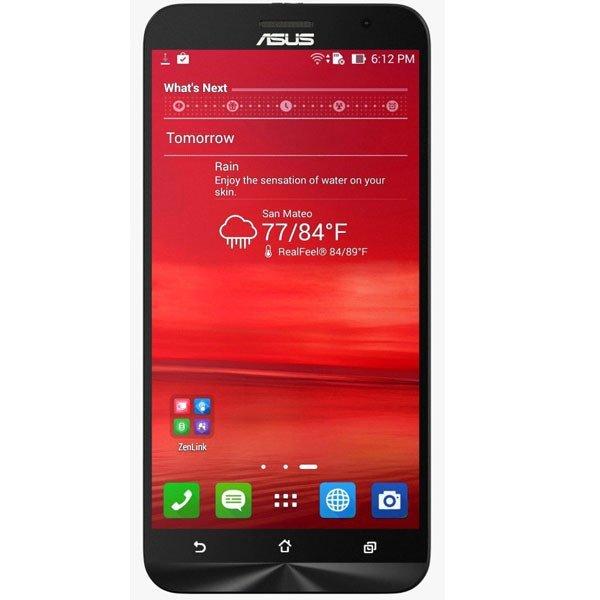 Asus Zenfone 2 ZE551ML 16GB/2GB - Silver - Garansi Resmi Asus
