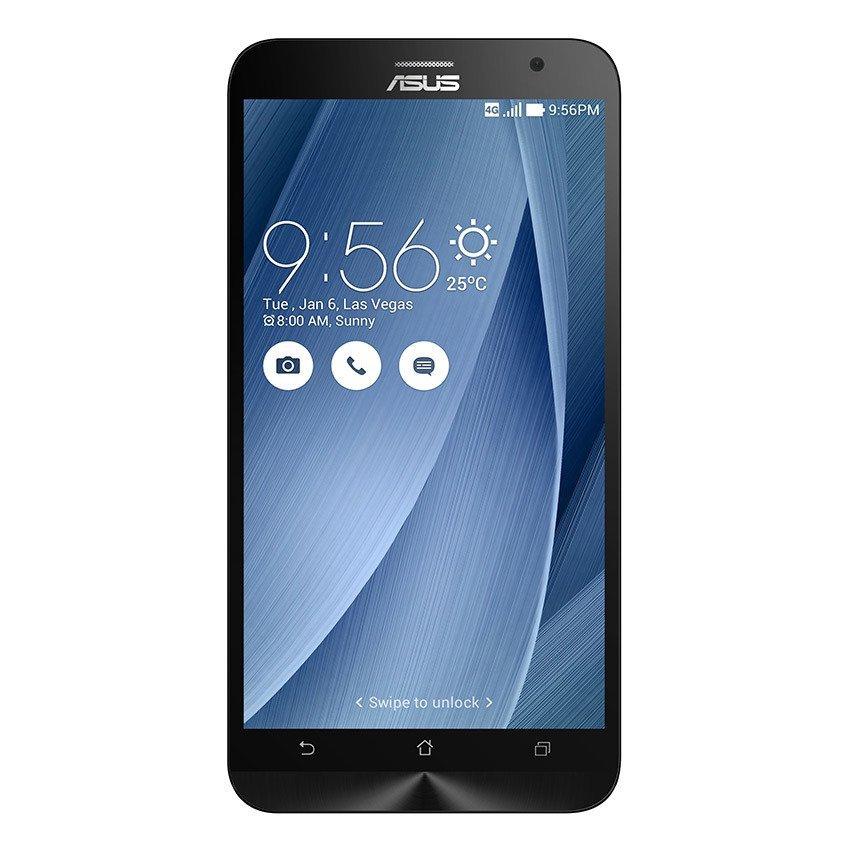 Asus Zenfone 2 ZE551ML-6J207ID - 32 GB - Silver