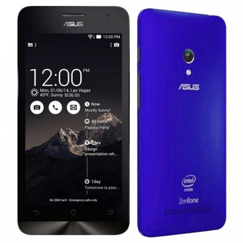 Asus Zenfone 4C - 8 GB - RAM 2 GB - Biru
