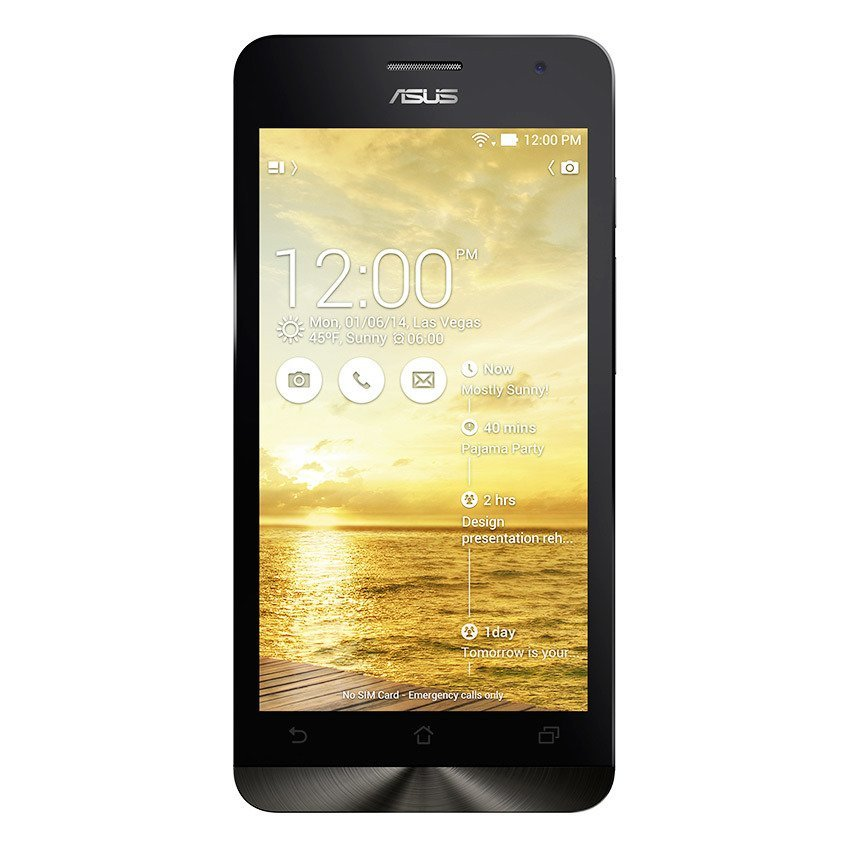 "Asus Zenfone 5 A500CG - 5"" - 8MP - 8GB - Champagne Gold"
