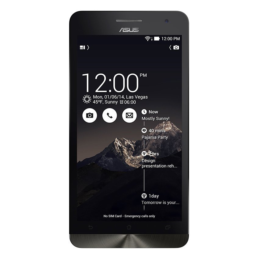 Asus Zenfone 6 A600CG - 16GB - Charcoal Black