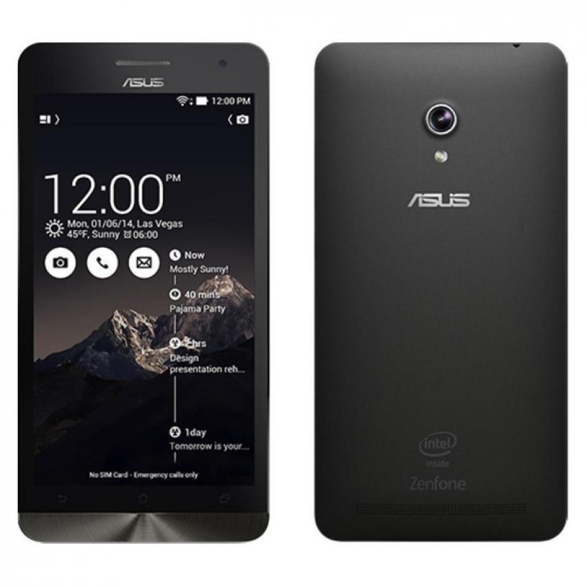 Asus Zenfone 6 - A600CG - 2GB - 16GB - Hitam