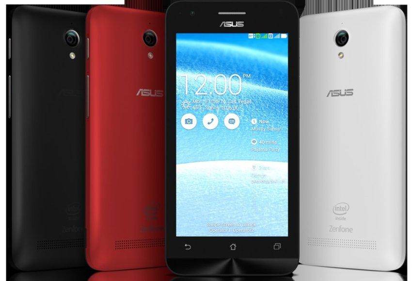 Asus - Zenfone C - 8GB - Merah