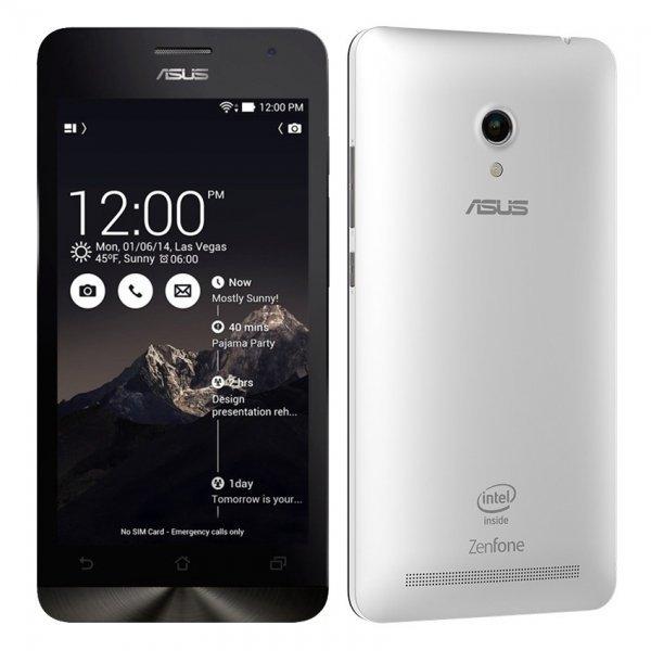Asus Zenfone C ZC451CG - 8GB - Putih + Bonus MMC 8GB