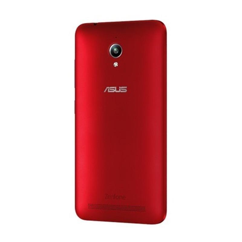 Asus Zenfone GO - 16GB - Merah