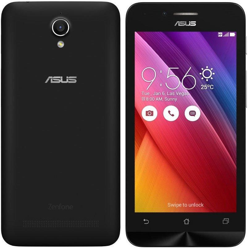 Asus - Zenfone Go 8GB - Hitam