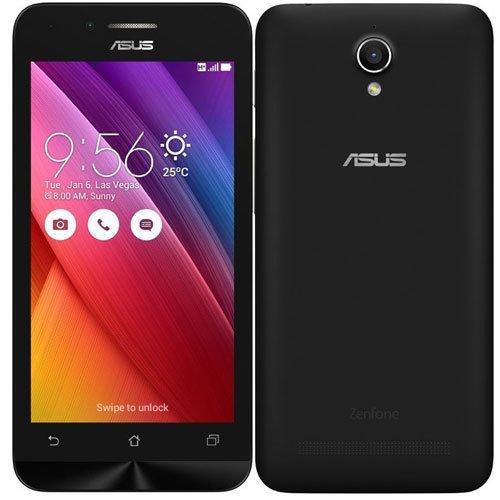Asus Zenfone Go ZC451TG - 8GB - Hitam