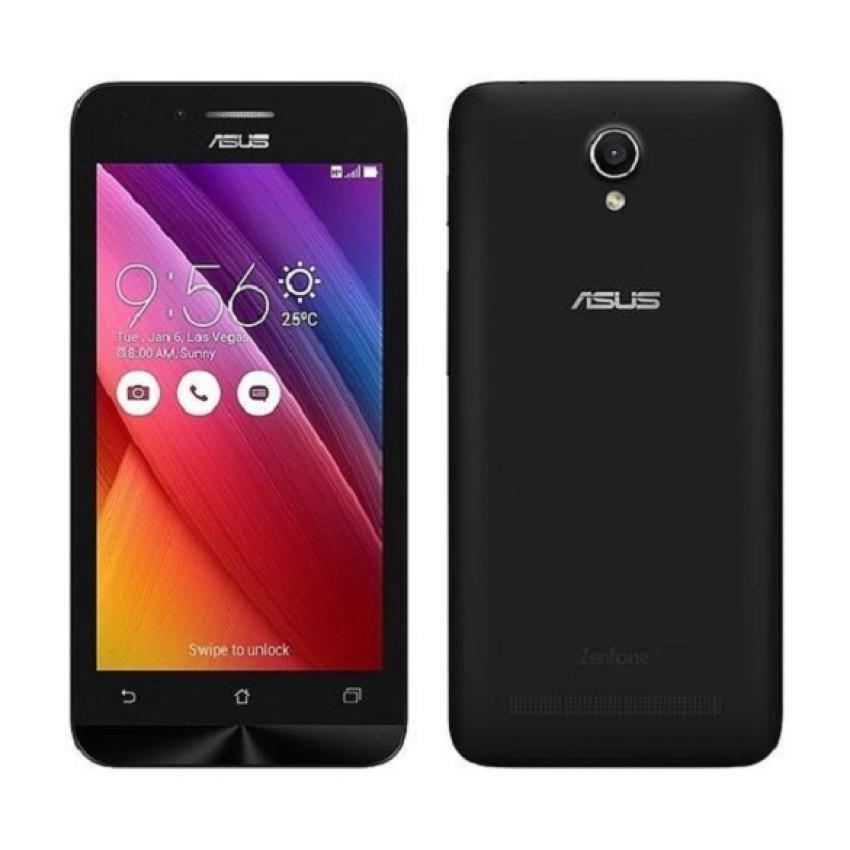 Asus Zenfone GO ZC500TG - 16GB - Hitam