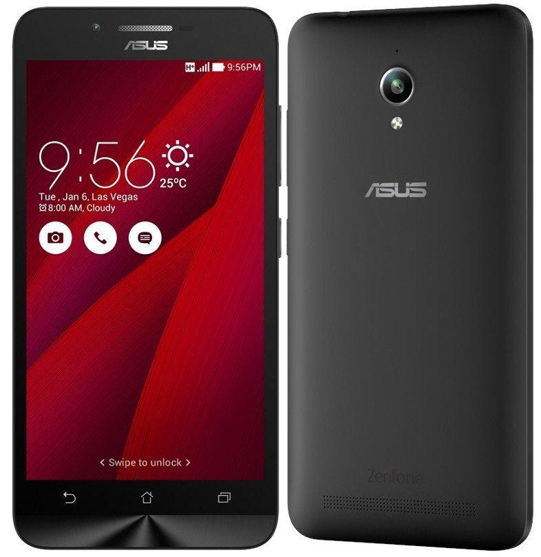 Asus - Zenfone GO ZC500TG - 8GB - Hitam