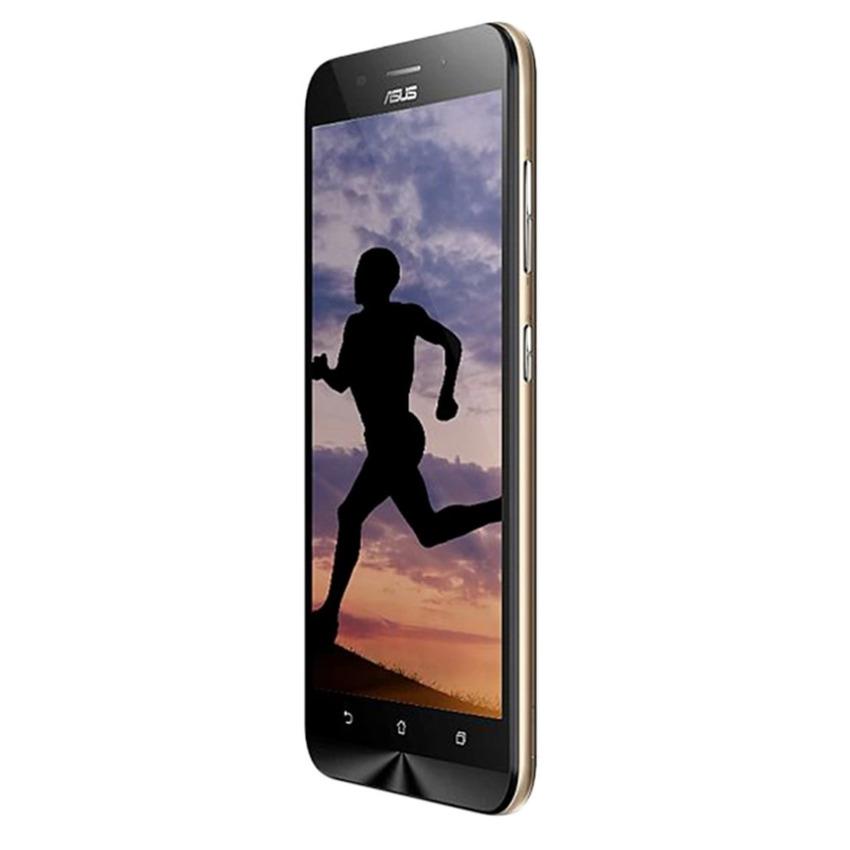 Asus - Zenfone Max ZC550KL - 16 GB - Hitam