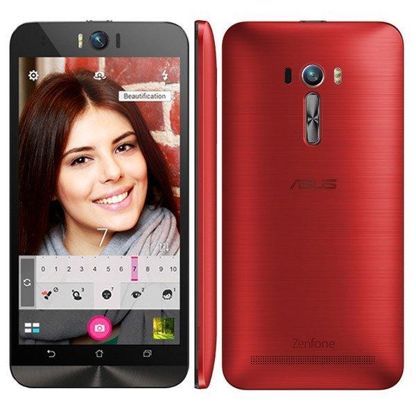 Asus Zenfone Selfie ZD551KL - 32GB - RAM 3GB - Merah