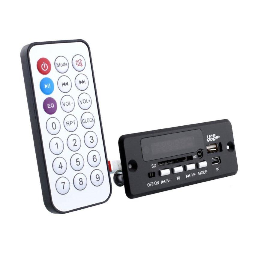 Aukey Remote USB CT02EA Remote Control Bluetooth Talking Module (Black) (Intl)