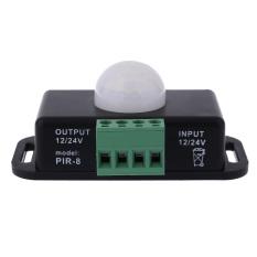 Automatic DC 12V-24.8A Infrared PIR Motion Sensor Switch For LED Light Best