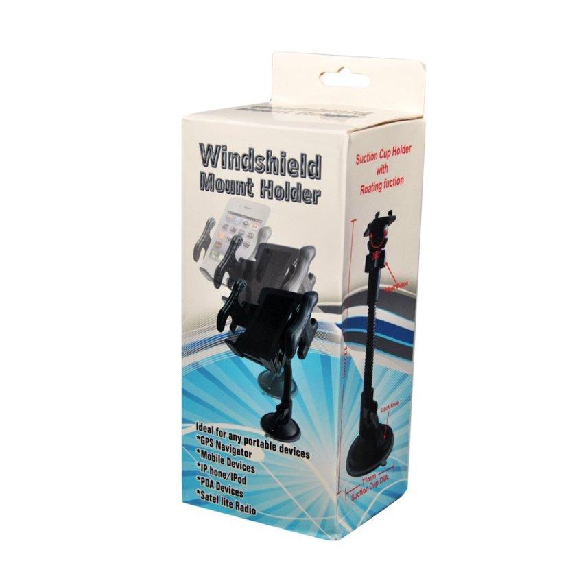 Autorace Phone Holder Besar Windshield Mount Panjang