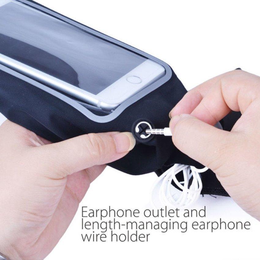 Avantree Running Belt untuk iPhone 6 Plus, Gal Note 3/4, More - Wallaroo