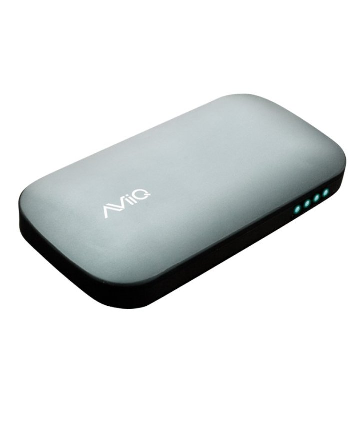 AVIIQ Universal PowerBank - Power ion 4600mAH - Abu/Abu