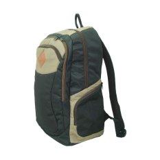 Avtech Daypack 0711 - Hitam/Cokelat