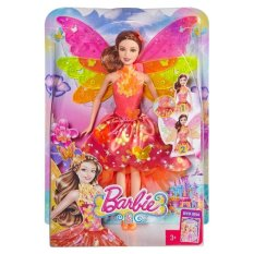 Barbie & The Secret Doll Transforming 2-in-1 Fairy Doll