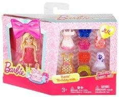 Barbie Mini Play Birthday Series July