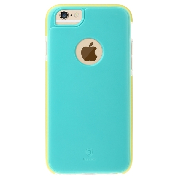 Baseus Jump Series TPU+PC+TPE Protective Case for iPhone 6 Plus 6s Plus (Green) (Intl)