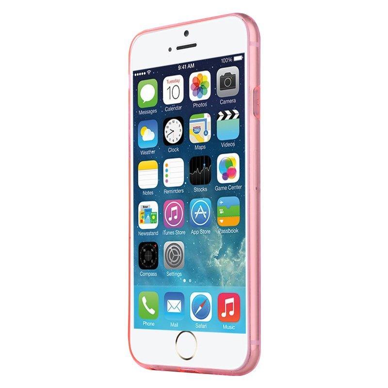 Baseus Simple Case for iPhone 6 Plus/6s Plus pink