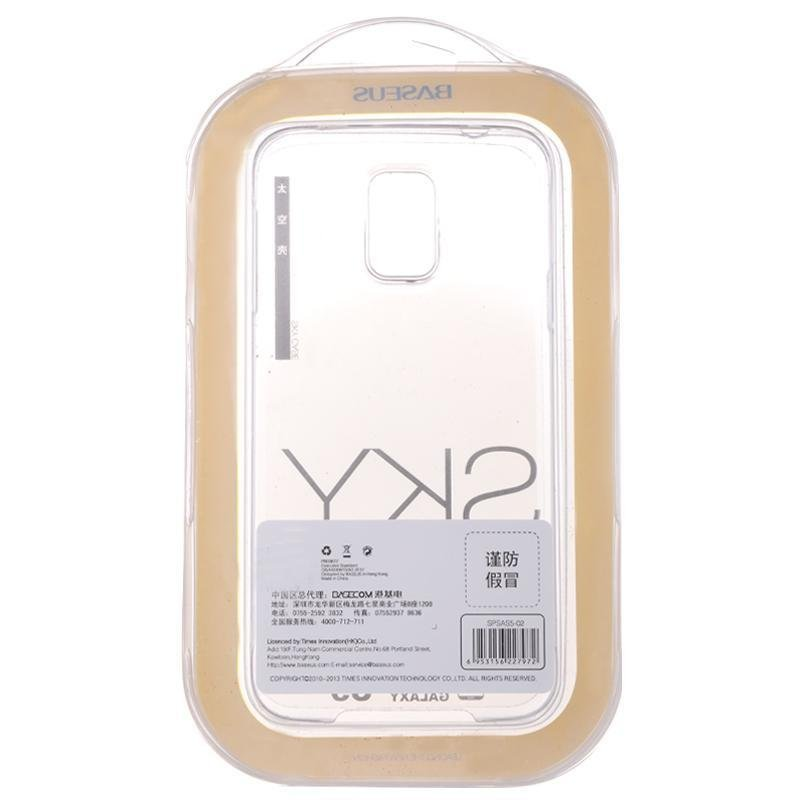 Baseus Sky Case For Samsung Galaxy S5 White