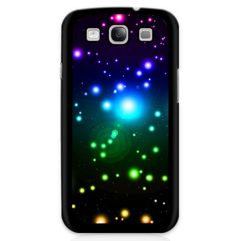 Beautiful Starlight Painting Phone Case for Samsung Galaxy Grand 2 (Multicolor)