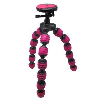 Gshop Tongsis 3 in 1 Selfie Stick Built In Bluetooth Tripod LampuSelfie Blue . Source ·