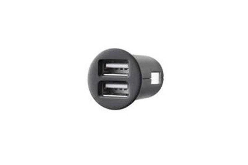 Belkin Dual USB Car Charger 1A 5Watt - Hitam + Kabel Sync F8Z899