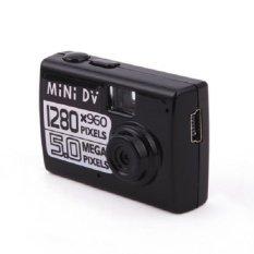 Best CT Mini DV Camera 5 MP - Hitam