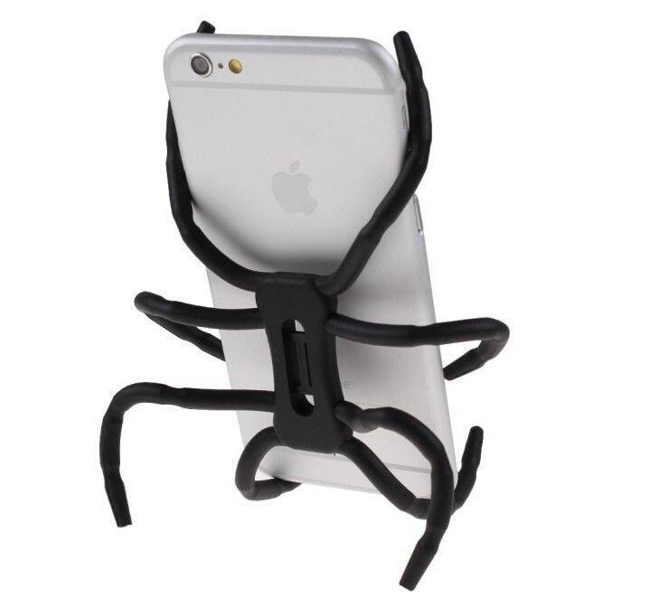 Best Universal Car Grip Stand Mount Hanger Holder for All Smart Phone GPS (Black) (Intl)