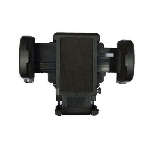 Bike Handlebar Mount Holder for Mobile Phone GPS (Black) (Intl)